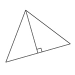 Triangles - Cours de maths 5ème